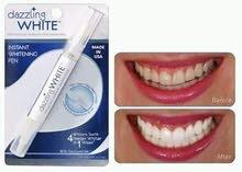 تبييض الاسنان الدائم بثواااني