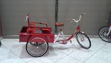 دراجة ثلاثة عجلات