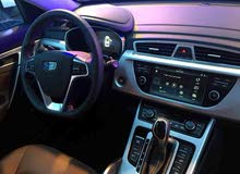 Geely Emgrand X7 2017 For sale - White color