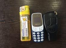 اصغر تلفون بالعالم بس ب 21 دينار !!!!