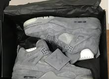 9518bf6bf kaws retro 4 grey size 10 in men you check the shoes before buying in person