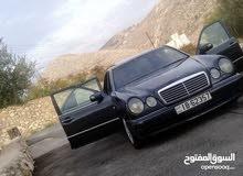 km Mercedes Benz E 200 1996 for sale