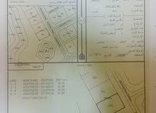 أرض للبيع في حي الفتح بولاية بهلاء