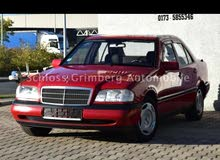 Mercedes Benz C 180 1994 For sale - Red color