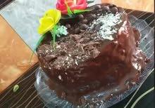 يتوفر الكيك البركاني لعشاق الشوكلاته وباسعار مناسبه