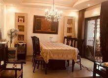 Al Gardens neighborhood Amman city - 186 sqm apartment for sale
