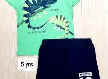 T-shirt and Short