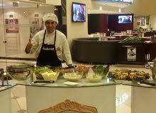 شيف عمومي إيطاليا انترناشونال 01122722657 15 سنة خبرة في مجال المطعم والكافية