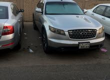 Infiniti FX37 car for sale 2005 in Hawally city