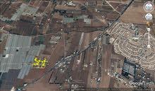 ارض للبيع شارع عمان مادبا- مقابل الاندلسيه5241م  جميع الخدمات