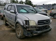 Used Toyota Sequoia for sale in Benghazi