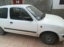 سياره ميكرا موديل 1993 للبيع جمرك