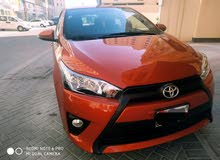 Toyota Yaris Hatchback Full Option 2017 Model For Sale