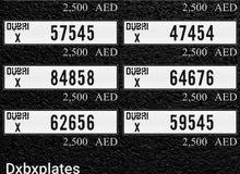 ارقام دبي المميزة بأفضل الاسعار