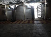 ملحق غرفه وصاله وحمامين  مطبخ  كراج سياره