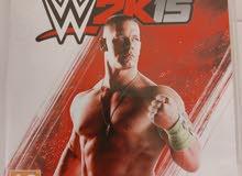 Original WWE 2K15 PS3 CD