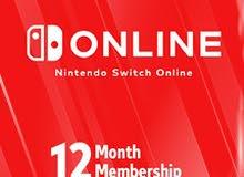 بطاقات Nintendo switch بافضل الاسعار