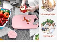 قطاعة الخضروات والفواكه متعددة  الإستخدامات