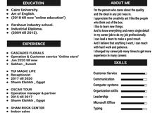 looking for better job