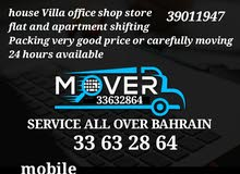 professional movers Packers all over Bahrain