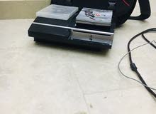جهاز PS3 GERMANY COPY نسخه المانيه مشاء الله منزله 20 لعبه ومعاه تلات دسكات