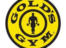 اشتراك شهرين ب golds gym بسعر مغري