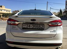 2017 Ford Fusion for sale in Irbid
