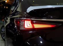 0 km mileage Lexus ES for sale