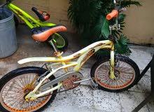 للبيع دراجه مستعمله بحاله ممتازه السعر 16