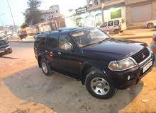 Automatic Blue Mitsubishi 2004 for sale