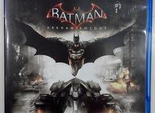 Resident evil 5 / Batman Arkham Knight
