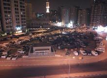 غرفة للايجار بمجمع سكني عند دوار عمان - السالمية