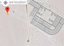 ارض سكني تجاري مساحة ألف مقابل الشعبية الجديدة