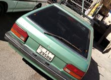 Used condition Mazda 323 1986 with 0 km mileage
