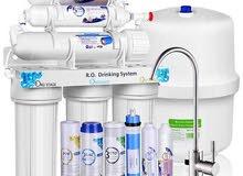 صيانة جميع اعطال ومشاكل فلاتر المياه المنزلية