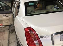 Gasoline Fuel/Power   Kia Opirus 2009
