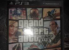 دسكة GTA V PS3 للبيع