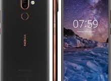 نوكيا 7 سعة 64 جيجابايت ،أسود ،الجيل الرابع 4G
