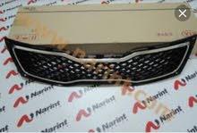 للبيع فنارات وبركوربي ومسكرة الفلل واكباس كيا اوبتيما 2012