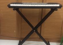 IKON Musical Keyboard & Stand