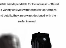 RIP Curl Backpack+ travel Bag