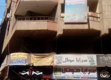 بشارع محمد متولي الشعراوي . الشارع الجديد شبر الخيمة ناحية مسجد المصطفي