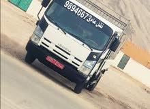 شاحنة نقل عام ف حدود اشرقيه
