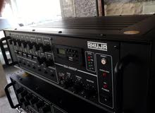 We have New Amplifiers available for sale
