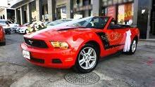 فورد موستانج للايجار ويوجد لدينا العديد من انواع السيارات الفاخرة وبجميع الوانها