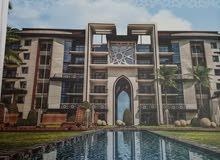 شقة فى كمبوند الكوربة هايتس بمدينة هليوبلس الجديدة بجوار العاصمة الإدارية