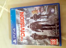 Disque ps4 Tom CLANCYS THE DIVISION