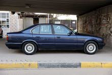 Automatic Silver BMW 1993 for sale