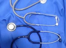 سماعات طبيب مناشئ متنوعة Stethoscope للفحص