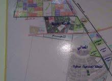 بيع ارض الازهري مربع 34